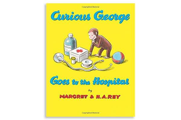 "Cover of the book ""Curious George Goes to the Hospital"""