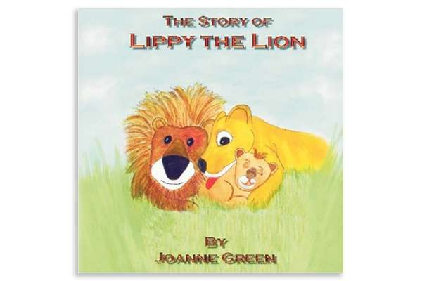 "Cover of the book ""The Story of Lippy the Lion"""