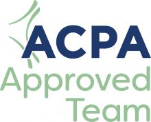 ACPA Approved Team logo